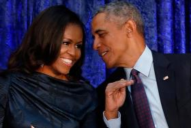 Barack and Michelle Obama's next act: TV deal with Netflix