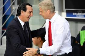Thanks Arsene for your legacy: Emery