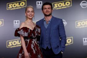 Emilia Clarke: Star Wars is hallowed ground
