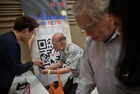 New scheme to help seniors go cashless