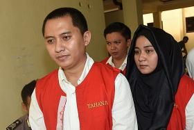 Leading Muslim fashion designer jailed in Indonesia fraud