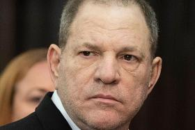 Weinstein indicted on charges of rape, criminal sexual act