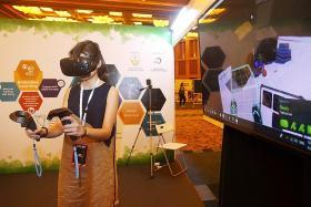 Bringing virtual reality into the classroom