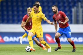 Mathew Leckie emerged as Australia's hero against the Czech Republic with two goals.