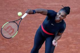 Serena Williams feels like 'warrior princess' in Wakanda catsuit