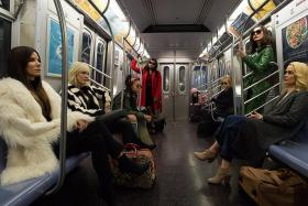 Actresses assemble: Cate Blanchett loved all-female Ocean's 8 cast
