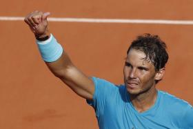 Rafael Nadal will face Dominic Thiem in the French Open final.