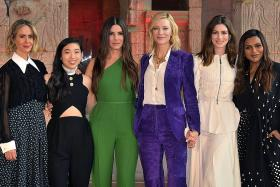 Ocean's 8 gets away with US$41.5m opening