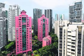 Prices of resale condominiums and apartments up again: SRX