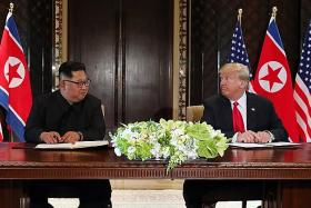 Kim will be happy after his summit with Trump