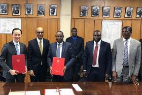DPM Tharman concludes meetings with leaders in Kenya, Rwanda