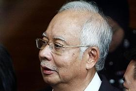Investigators have recommended Najib be charged: Report
