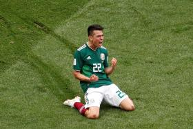 Neil Humphreys: Mexico stun world champs
