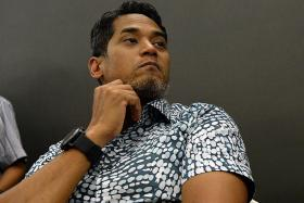 Umno Youth chief Khairy Jamaluddin to run for party president: Report