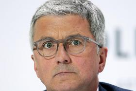 Audi CEO arrested in Germany over emissions scandal