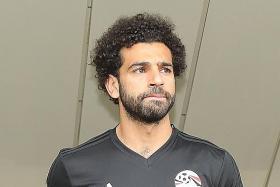 Stage set for Salah