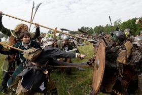 Over 1,000 fans fight in Battle of Five Armies in Czech Republic