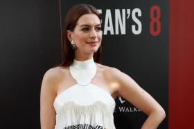 Hathaway: Ocean's 8 diva could've been her if she took fame seriously