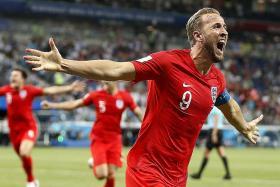England's first half first class