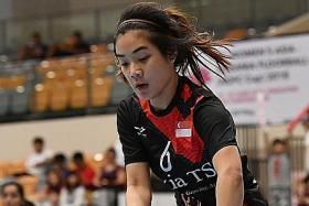 Floorballers primed for Thai test