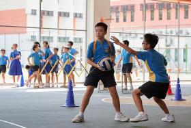 PE lessons made more fun for primary school pupils