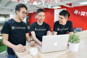 Online retail site Carousell starts mobile payment service