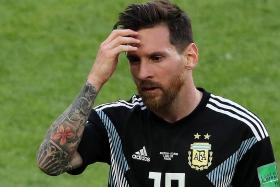 Richard Buxton: Time's ticking for Messi