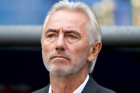 Socceroos must find last piece of puzzle, says van Marwijk after draw