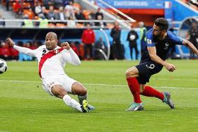 Neil Humphreys: Giroud adds French polish