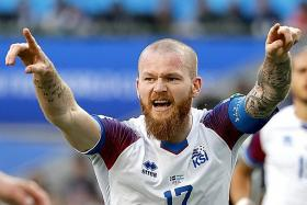 Sex for Iceland players is okay - as long as it's with their wives