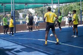 Singapore United Football Fiesta strikes again