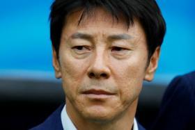 Shin Tae Yong.