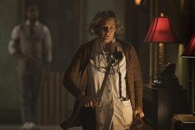 Jodie Foster gets better with age in Hotel Artemis