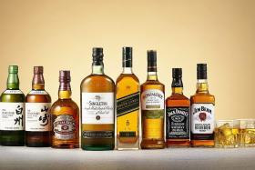 Whisky, a spiritual high