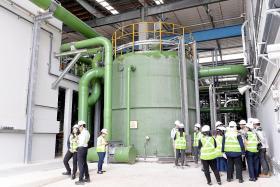 S'pore opens third desalination plant in Tuas