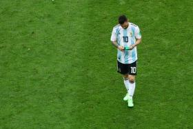 Will Lionel Messi pull on the Argentina jersey again?