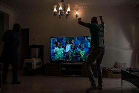 Can watching heart-stopping World Cup matches give you a heart attack?