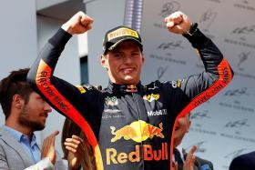 Verstappen wins Austrian GP as Hamilton fails to finish
