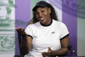 Surprised Serena thanks Wimbledon for seeding boost