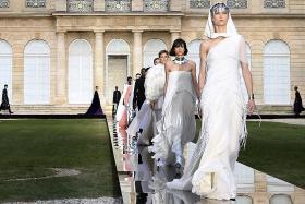 Givenchy's Clare Waight Keller kicks off Paris haute couture shows