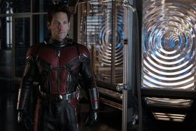 Rudd doesn't feel 'small' despite being kicked about in Ant-Man sequel