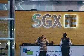 SGX sees slowing in number of IPOs for first half of year