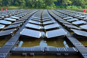 HDB to study  use of off-shore solar panels