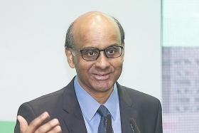 Spread solutions from city to city: Tharman