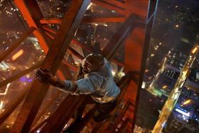 Movie review: Skyscraper