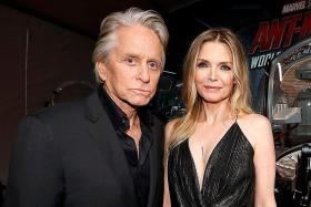 Michael Douglas earns new generation of fans from Ant-Man movies