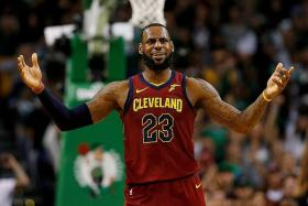 LeBron seals $209m deal with Lakers