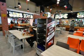 Foodcourt operator Koufu prices IPO at 63 cents a share