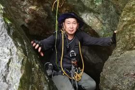 Singaporean, 57, part of Thai cave rescue effort