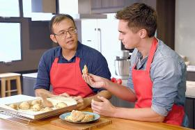 Kaya, curry puffs are S'pore stars of Donal's Asian Baking Adventure